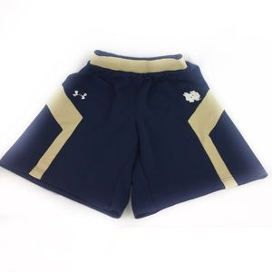 UNDER ARMOUR | shirts basketball notre dame S